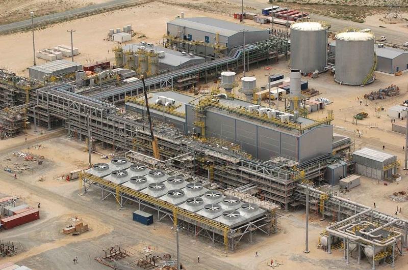 Работы по строительству завода для расширения Тенгизского месторождения приостановлены