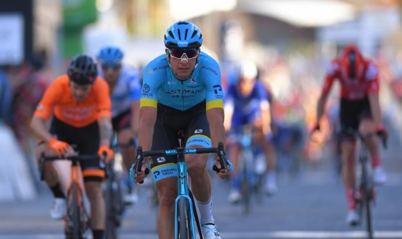 """Astana Pro Team выступит на финальном этапе виртуальной гонки """"Джиро д'Италия"""""""