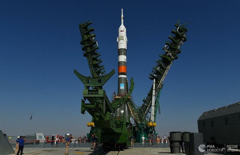 Россия впервые запустила в космос робота Фёдора