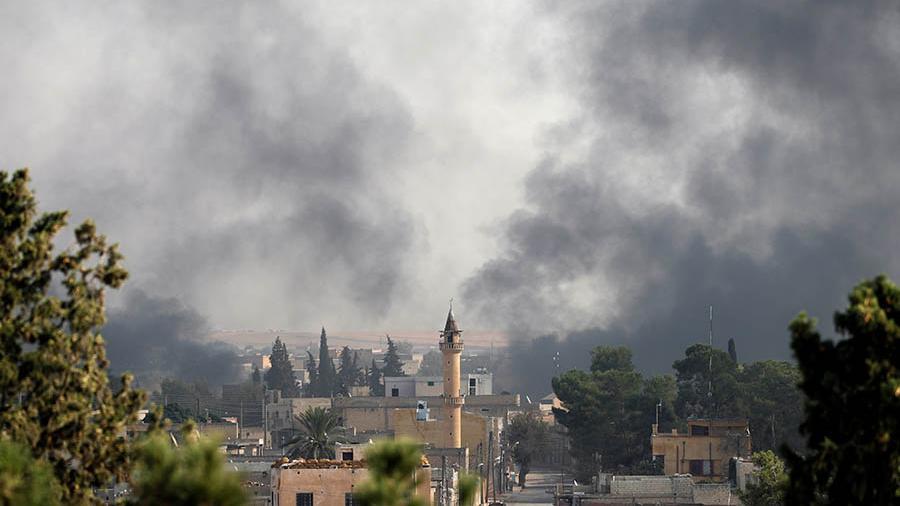 Сирияның 219 азаматы қаза болды