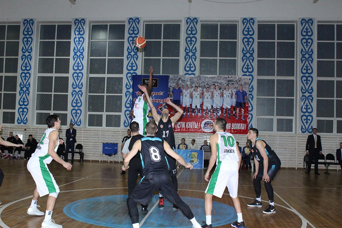 Анонс матчей чемпионата Казахстана по баскетболу на 24-25 декабря
