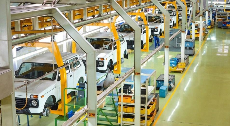 Автопром нарастил производство на 70,3%