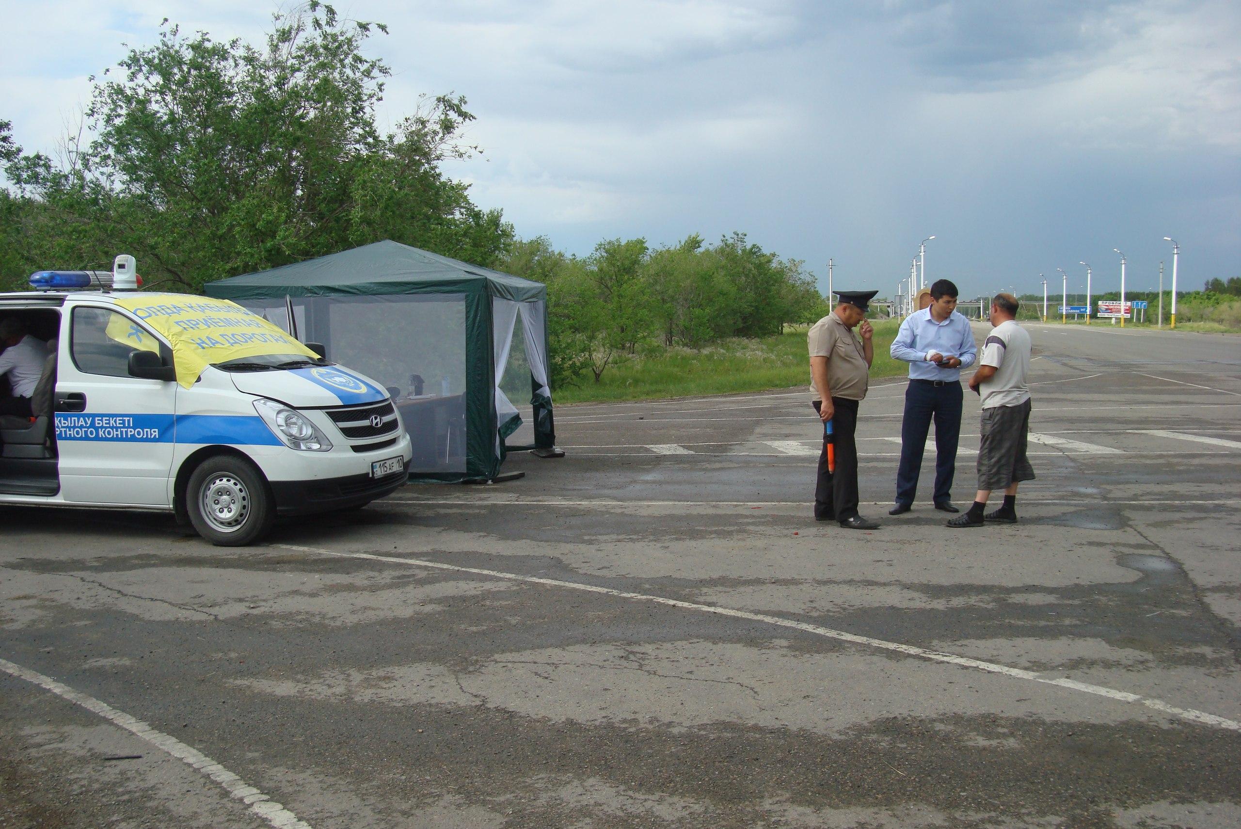 Сфера транспортного контроля в Казахстане самая коррупционная – АДГСПК