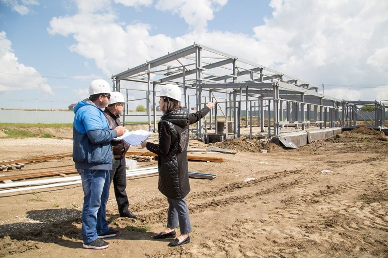 Четыре спорткомплекса построят в Нур-Султане