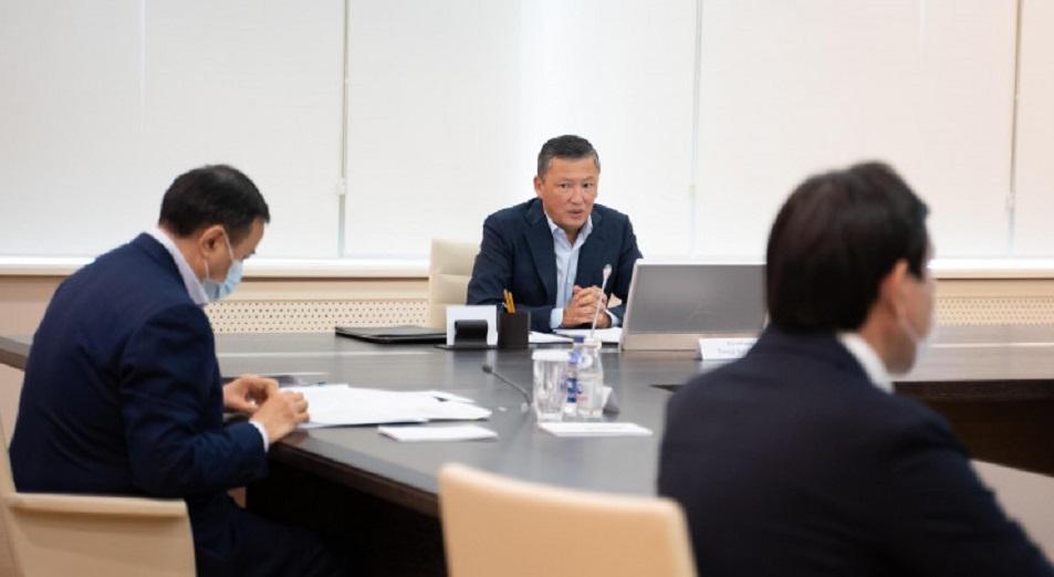 Тимур Кулибаев: наша задача – направить меры господдержки на восстановление пострадавших секторов предпринимательства