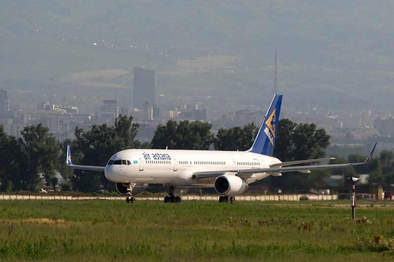 Air Astana пополнила авиапарк самолетом Airbus A321LR