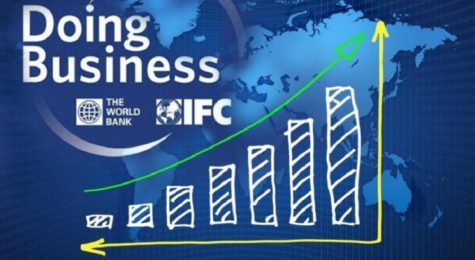 Қазақстан Doing Business рейтингінде 8 сатыға жоғарылады