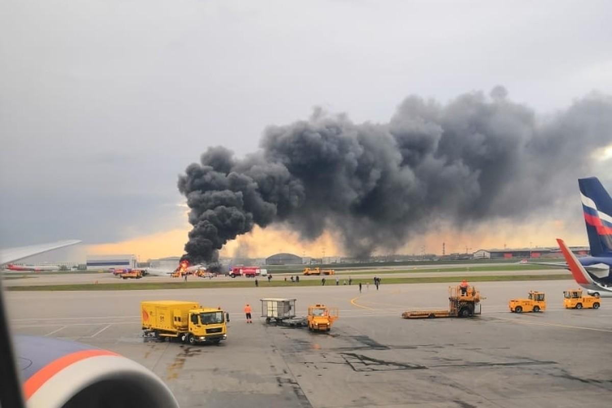 Граждан Казахстана на борту сгоревшего в Шереметьево самолета не было