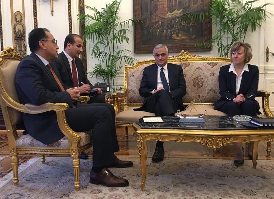 ЕАЭС и Египет договариваются о свободной торговле