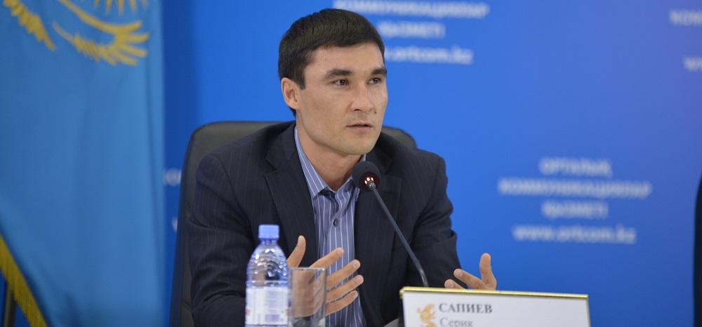 Серик Сапиев досрочно прекратил полномочия депутата мажилиса