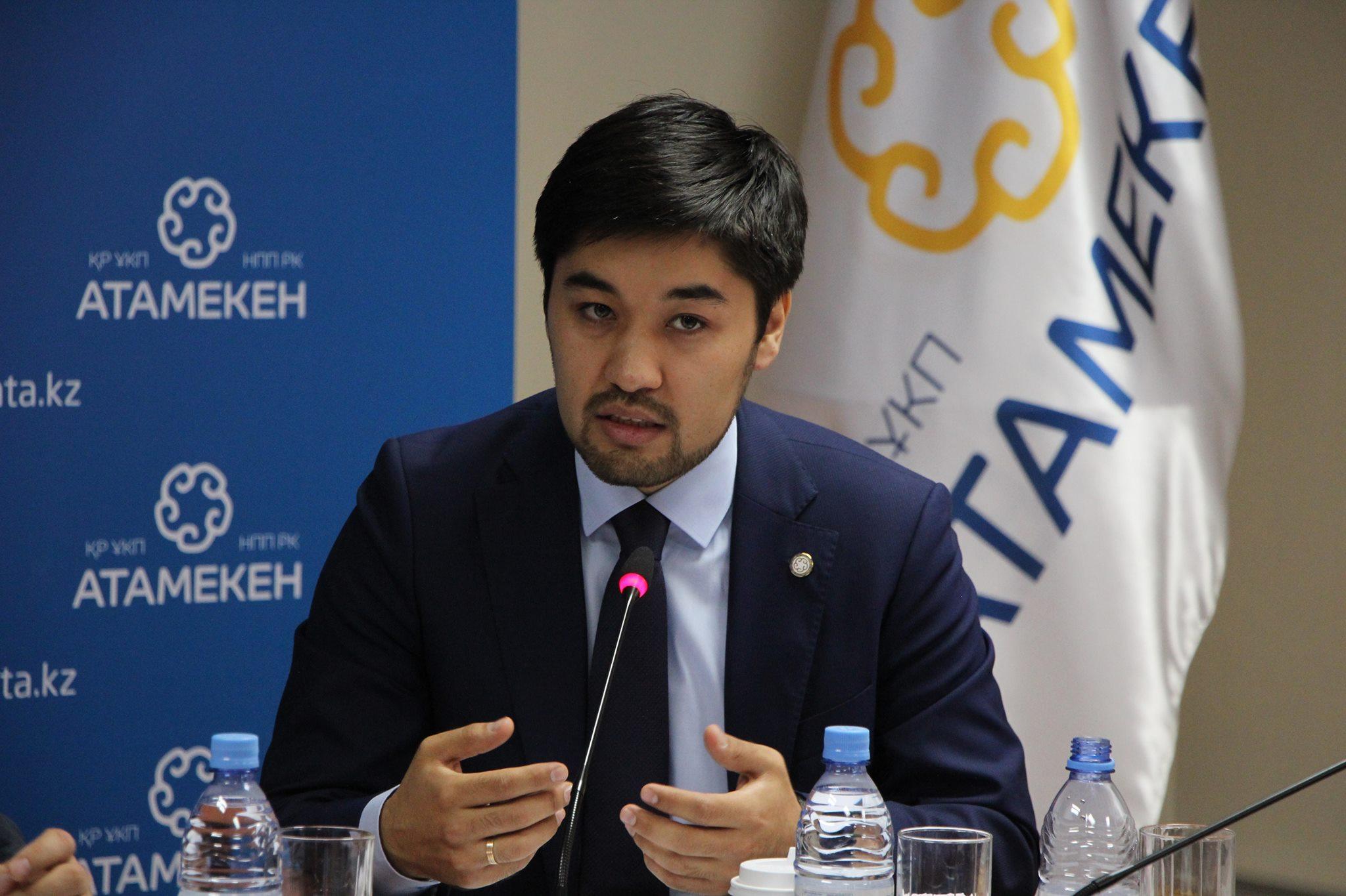 Проиндексировать и возобновить 42 500 – Олжас Ордабаев