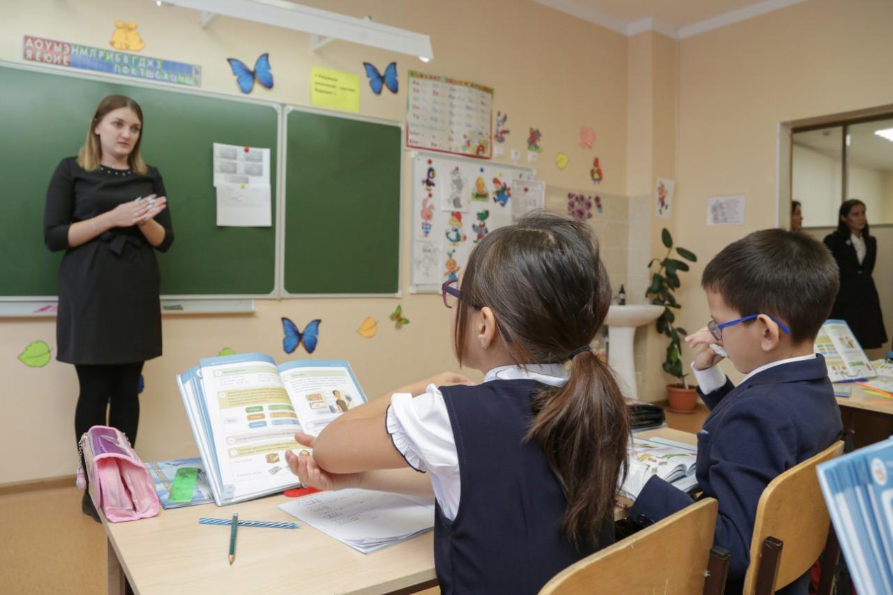 36 кабинетов инклюзии открыты в Казахстане