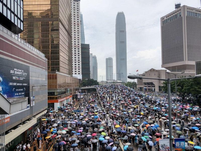 Беспорядки в Гонконге могут негативно отразиться на экономике города