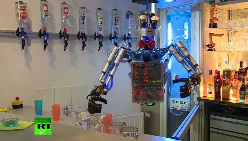 Роботы заменяют людей: когда они вытеснят рабочих
