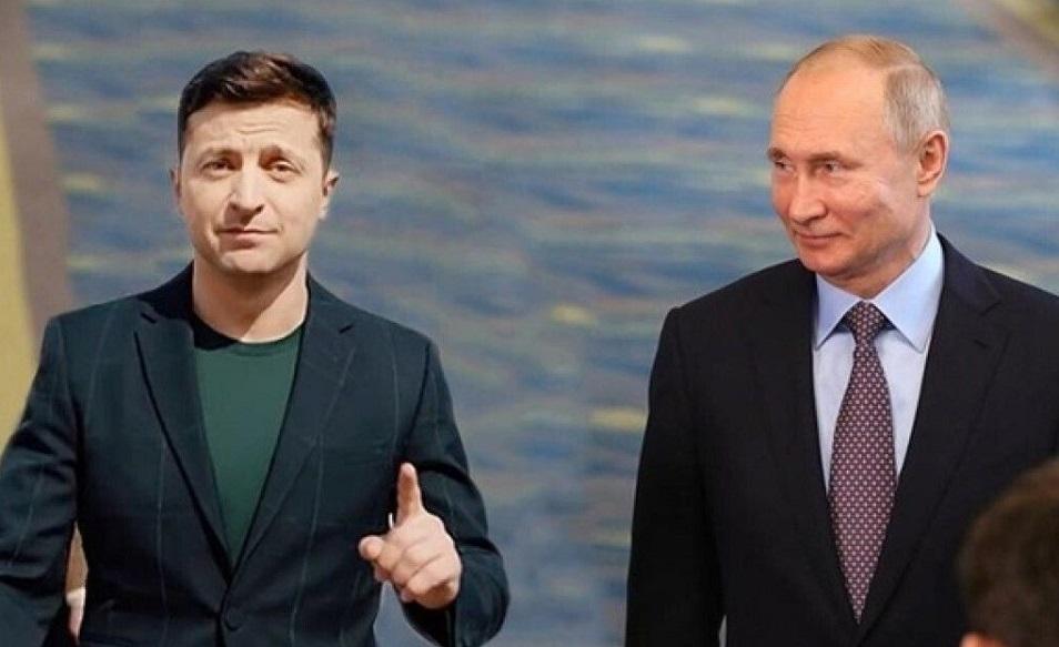 Путин мен Зеленский кездесе ме?