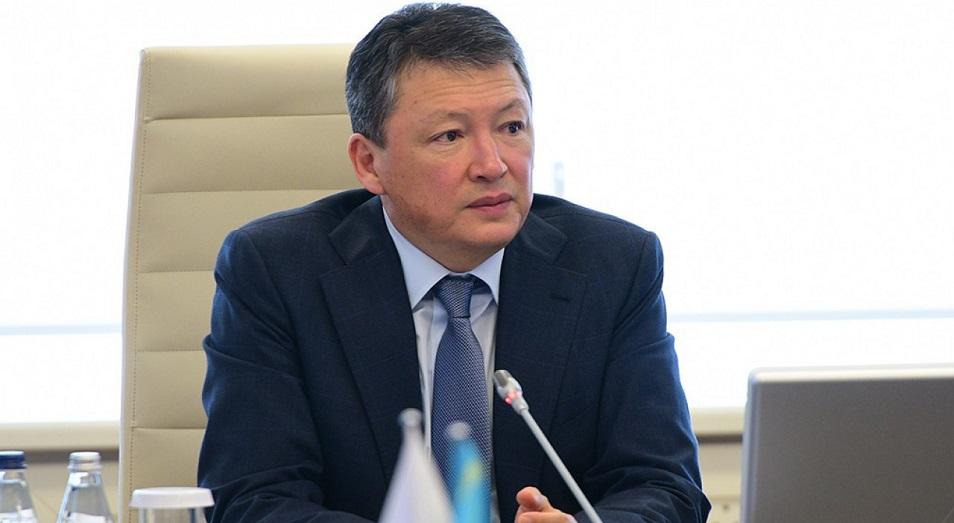 Тимур Кулибаев встретится с обновленным региональным советом