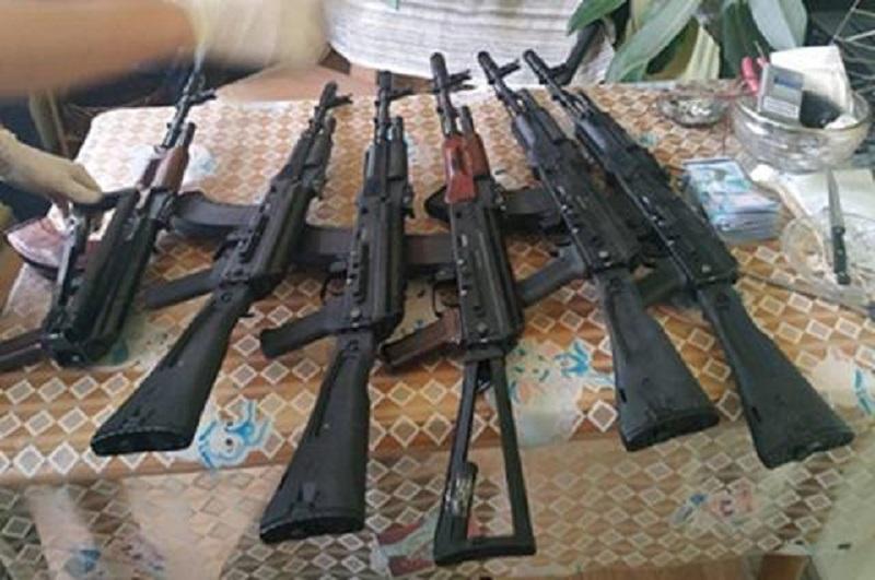 В РК задержаны продавцы оружия