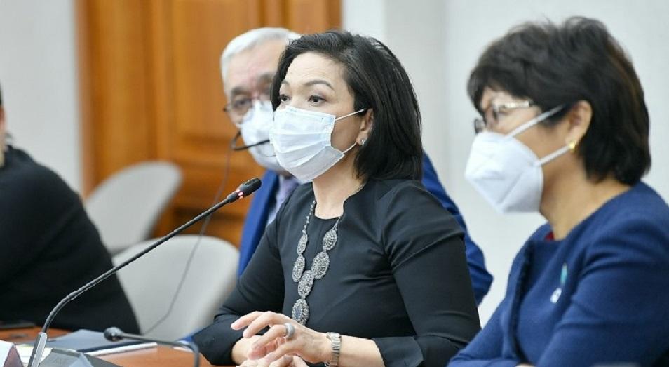Общественность должна иметь доступ к формированию природоохранных мероприятий – Лаззат Рамазанова