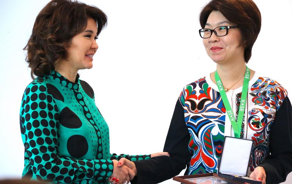В Казахстане наградили лучших финансистов