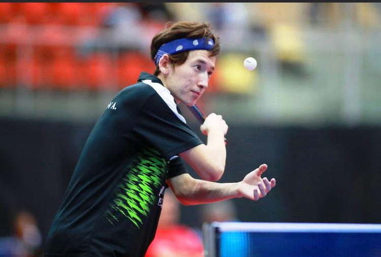 Үстел теннисінен Австрия ашық чемпионатында қазақстандықтар жеңіліс тапты