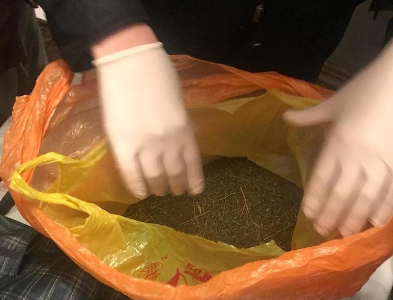 В Казахстане в ходе спецоперации изъяли 12 кг гашиша