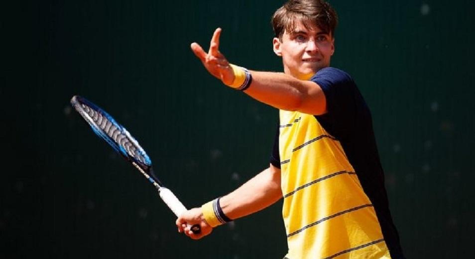 Скатов выиграл третий титул ITF в карьере