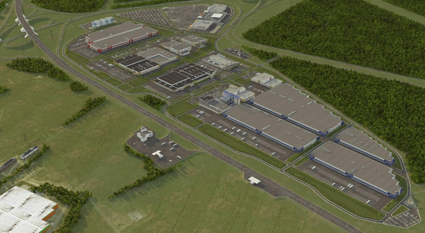 В Алматинской области намерены построить индустриальный парк