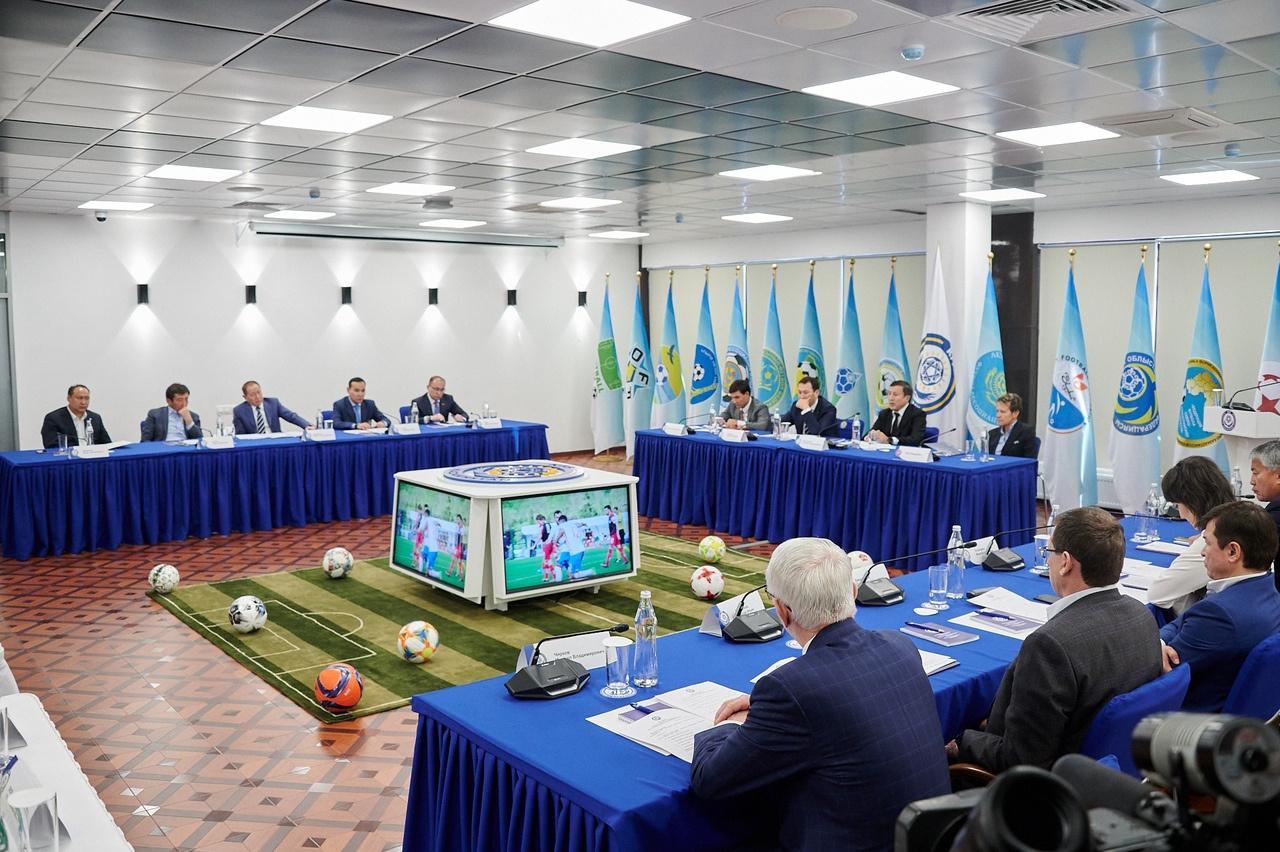 Қазақ футболшылары Қырғыстан біріншілігінде легионер емес
