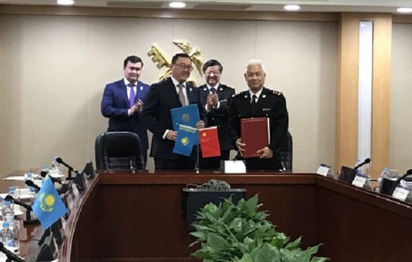 О чем договорились Казахстан и КНР –  КГД МФ РК