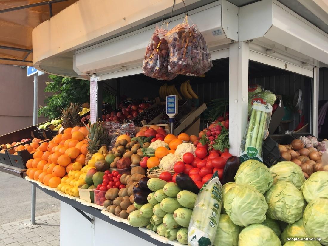 Казахстан снял запрет на импорт ряда сельхозпродукции из Кыргызстана