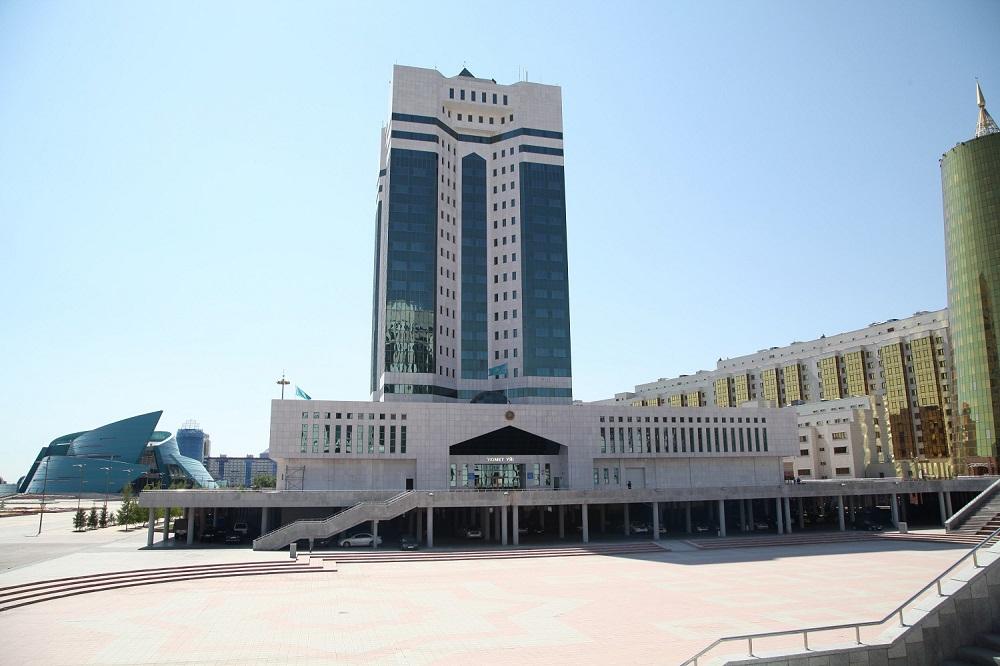 Выдвижение кандидатов в депутаты сената парламента Казахстана начнется 13 июня
