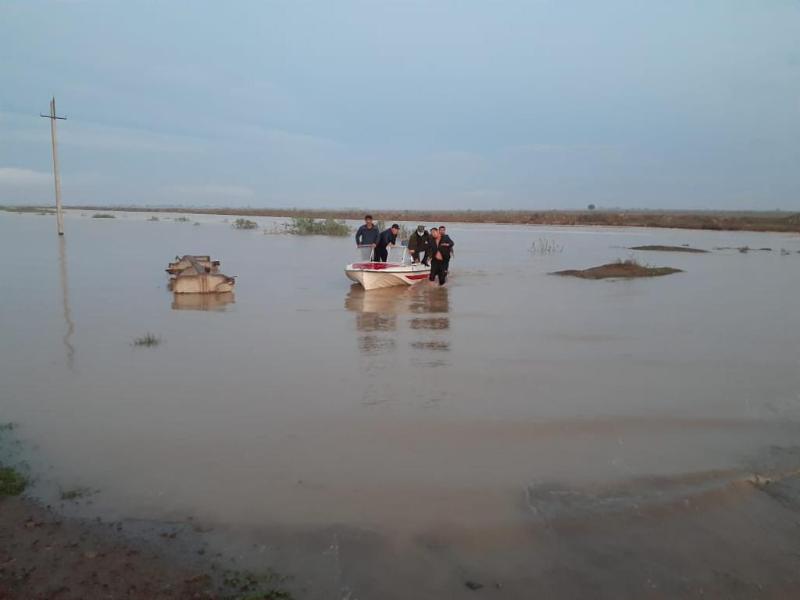 Режим ЧС в Туркестанской области: Шукеев обратился к жителям