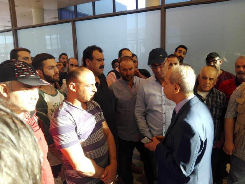 Власти Ливана просят предоставить рабочим Тенгиза отдых в Казахстане