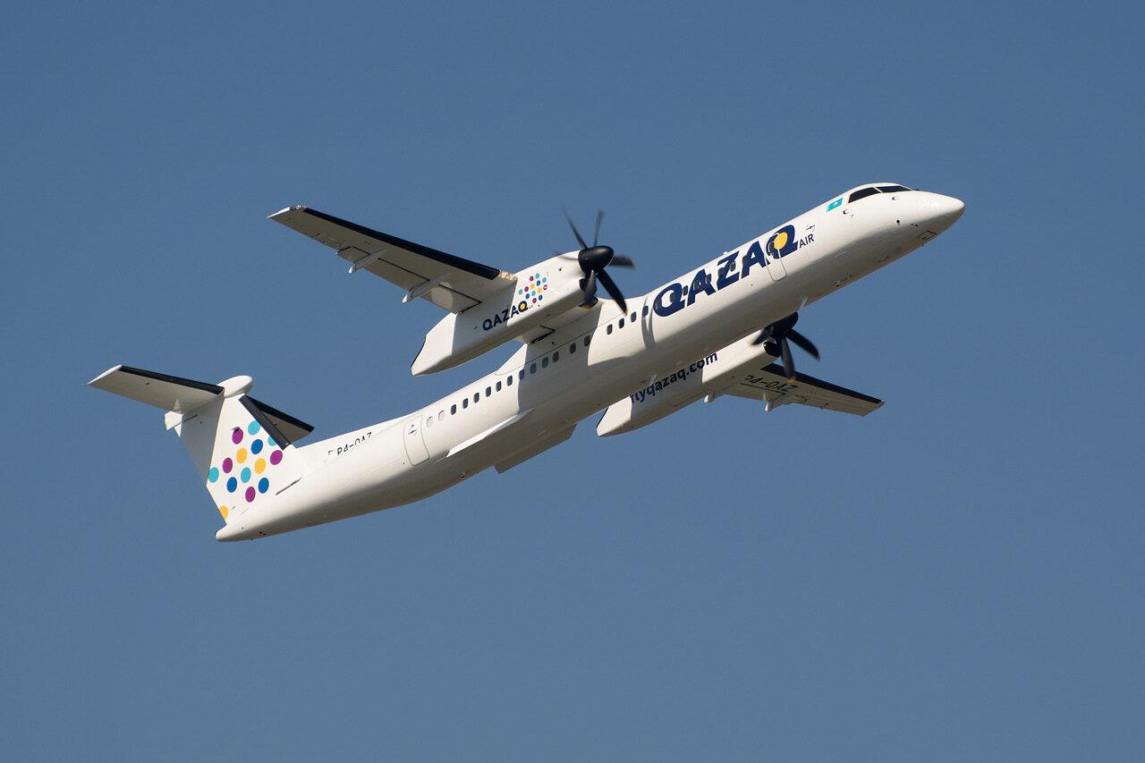 Qazaq Air в июле планирует запустить рейсы из Нур-Султана в Атырау и Усть-Каменогорск