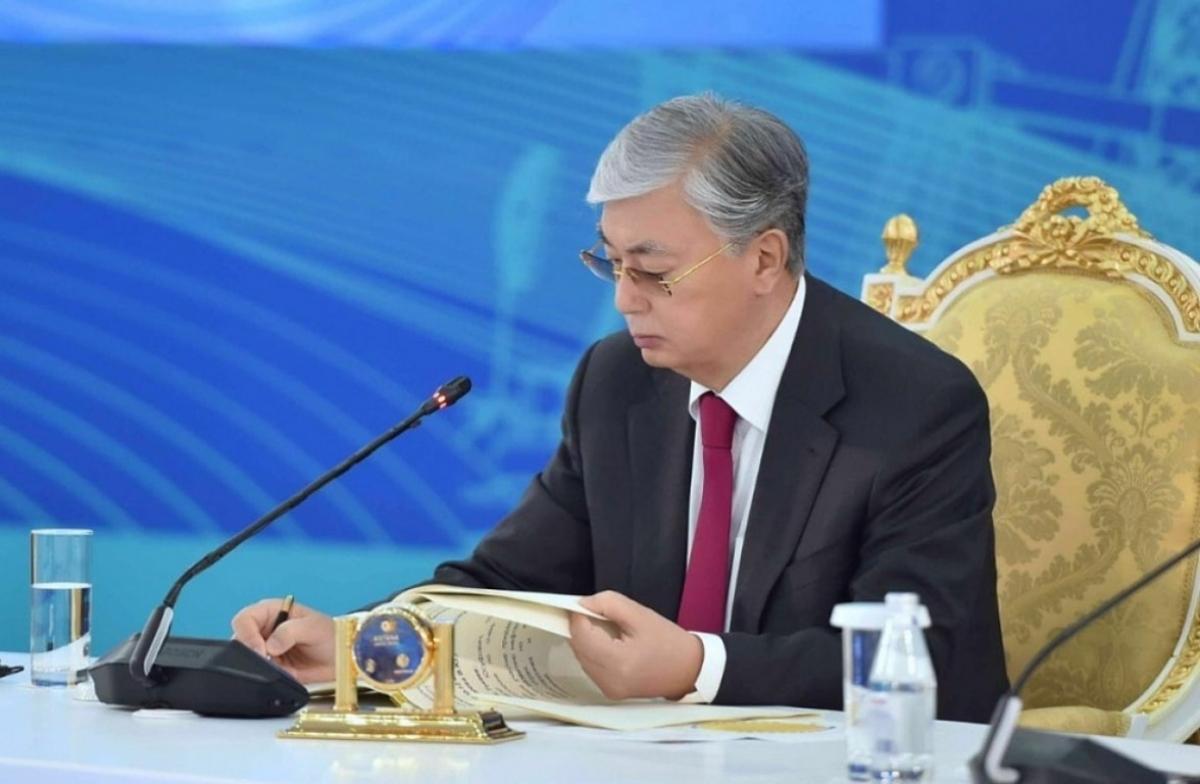 Қасым-Жомарт Тоқаев: Халықты дәрі-дәрмекпен қамтамасыз ету жұмысы жалғасуда
