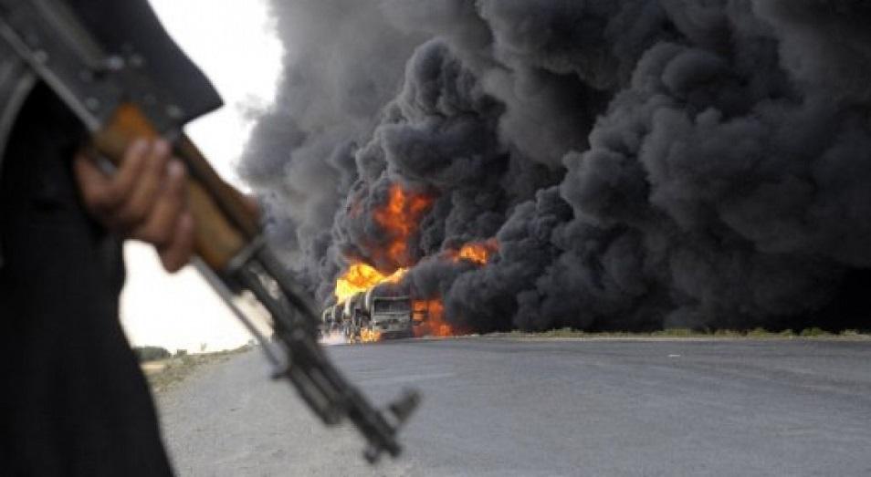 Госдеп США: «Казахстан по-прежнему остерегается возможности атак со стороны иностранных боевиков-террористов»