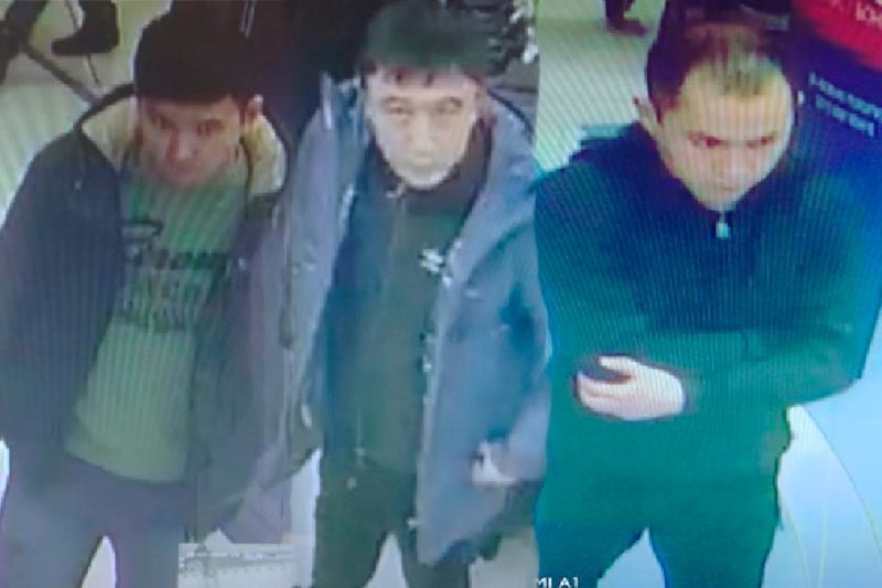 В Астане задержали троих подозреваемых за кражи из бутиков