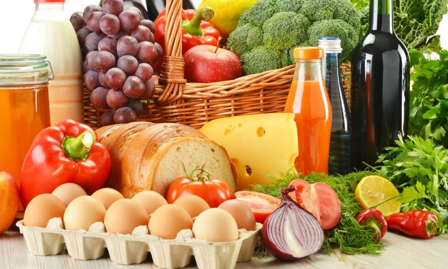 Предприятия Астаны в разы увеличили производство продуктов питания