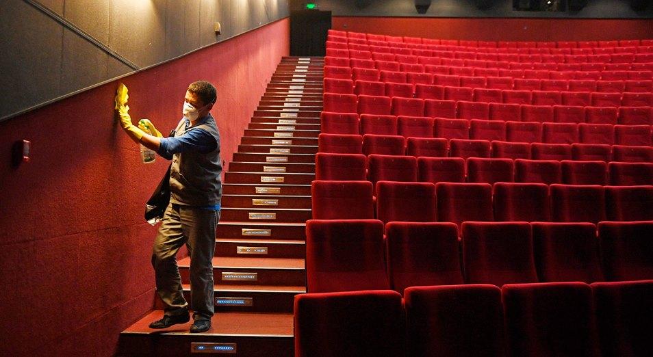 Более 10 млрд тенге потеряли кинотеатры Казахстана