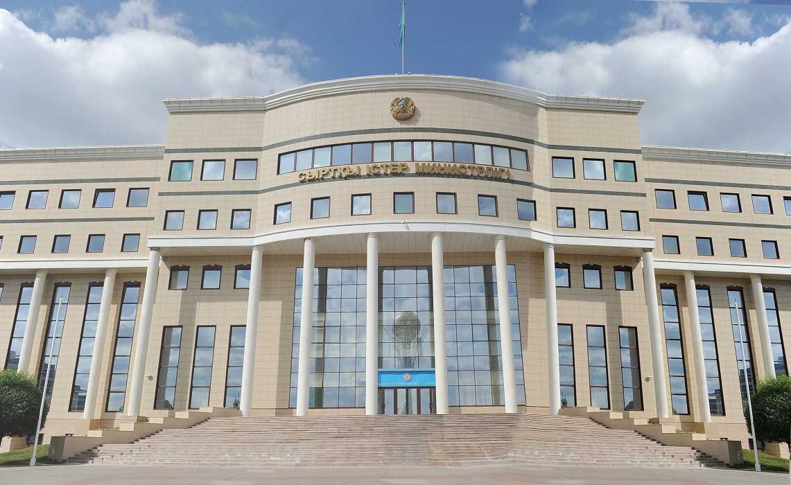 Министр иностранных дел РК провёл телефонные разговоры с главами МИД Узбекистана и Таджикистана