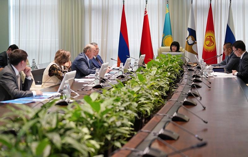 В ЕАЭС появится Консультационный совет по курсовой политике