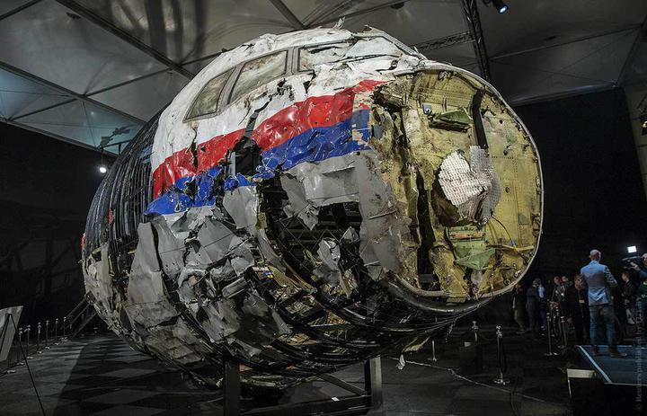 Начинается суд по делу о крушении малайзийского Boeing в Донбассе