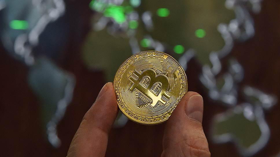 Курс биткоина достиг годового максимума