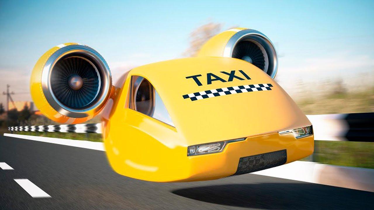 Uber планирует запустить воздушное такси в Мельбурне