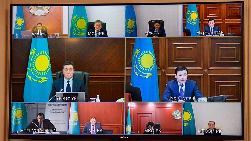 Какие предприятия возобновят работу в Нур-Султане и Алматы с 20 апреля