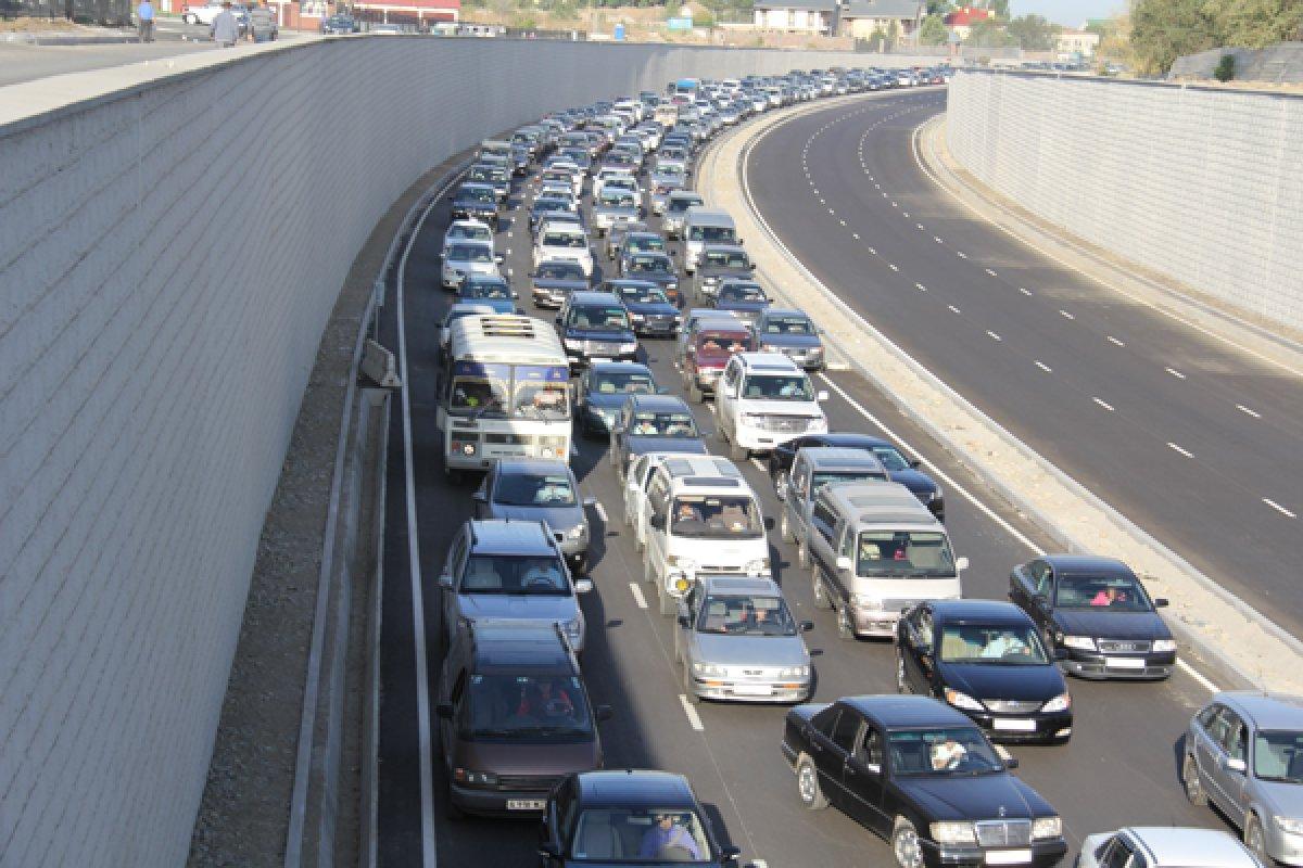 В Алматы могут изменить скоростной режим