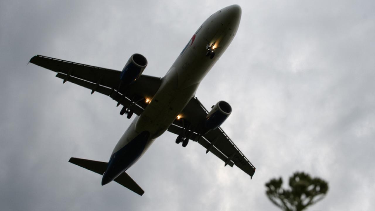 В аэропорту Тегерана тушат обломки упавшего украинского самолета