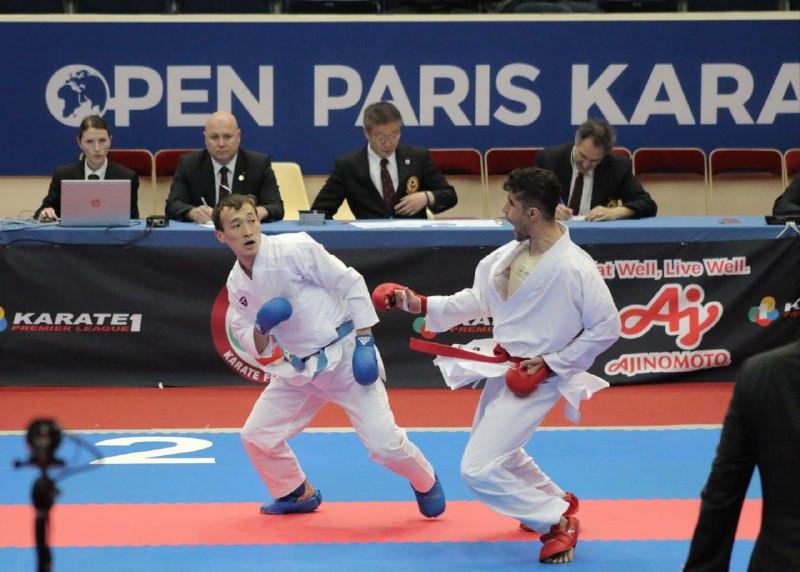 Казахстанец выиграл золотую медаль в ОАЭ