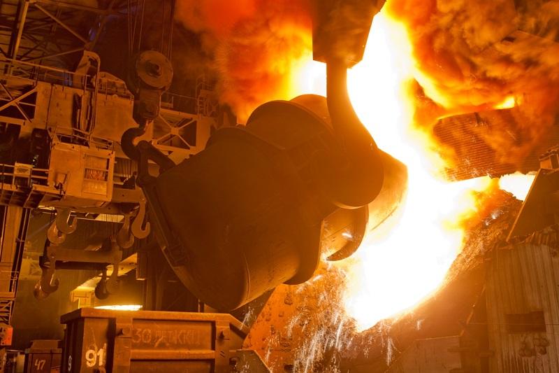 Производство стали в Казахстане в январе-августе снизилось на 10,5%