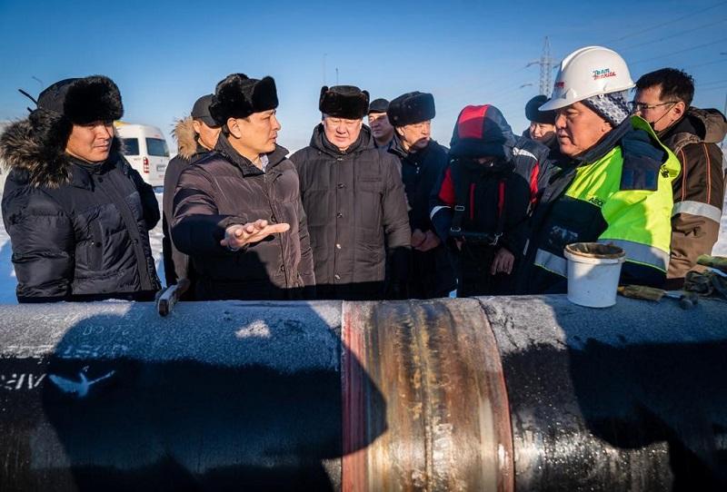 Как пройдет газификация столицы, рассказал Алтай Кульгинов
